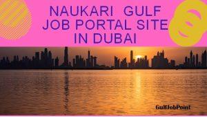 JOB SITES IN DUBAI Nautri Gulf Website