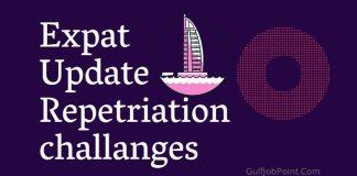 Expat Jobs Dubai and Repatriation
