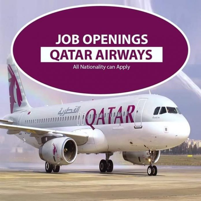 How to apply for Career opportunities in Qatar Airways