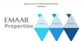 Job opportunities in Emaar Properties