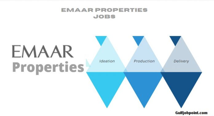Job opportunities in Emaar Properties
