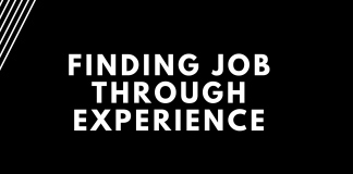 Finding Job in Dubai through Experience